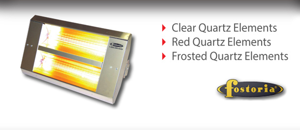 Infrared Tube Heater